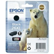 Фото Картридж струйный Epson C13T26214010 картридж (Black XL для XP600/7/8 (черный))