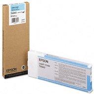 Картридж струйный Epson C13T606500 картридж (Light Cyan для Stylus Pro 4800/4880 (220ml) (светло-голубой))