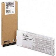 Картридж струйный Epson C13T606900 картридж (Light Light Black для Stylus Pro 4800/4880 (220ml) (светло-серый))