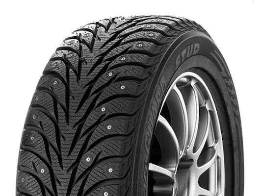 Шина Yokohama Ice Guard IG35 Plus 215/55 R18 TL 95T шип