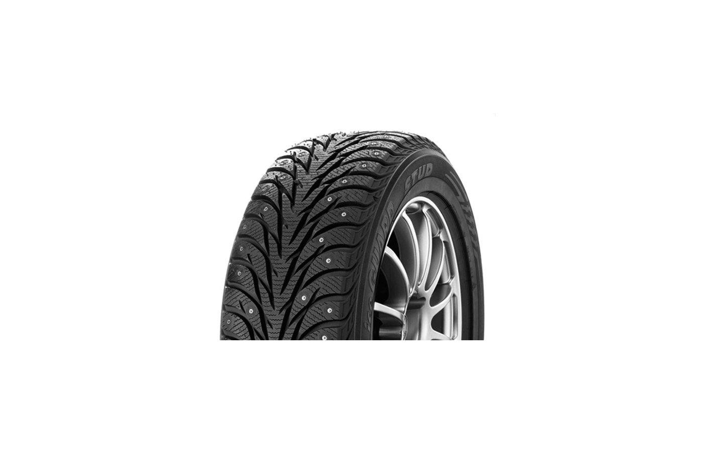 Шина Yokohama Ice Guard IG35 Plus 235/60 R17 TL 102T шип
