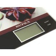 Фото Весы кухонные SUPRA BSS-4097 brown