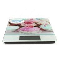 Фото Весы кухонные SUPRA BSS-4097 pink