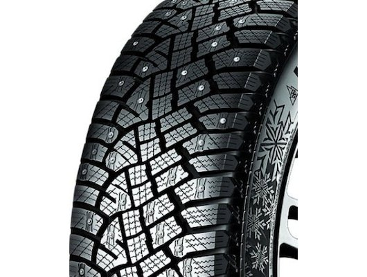 Шина Continental ContiIceContact 2 225/60 R18 TL 104T XL шип