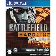 Фото Battlefield Hardline PS4 русская версия