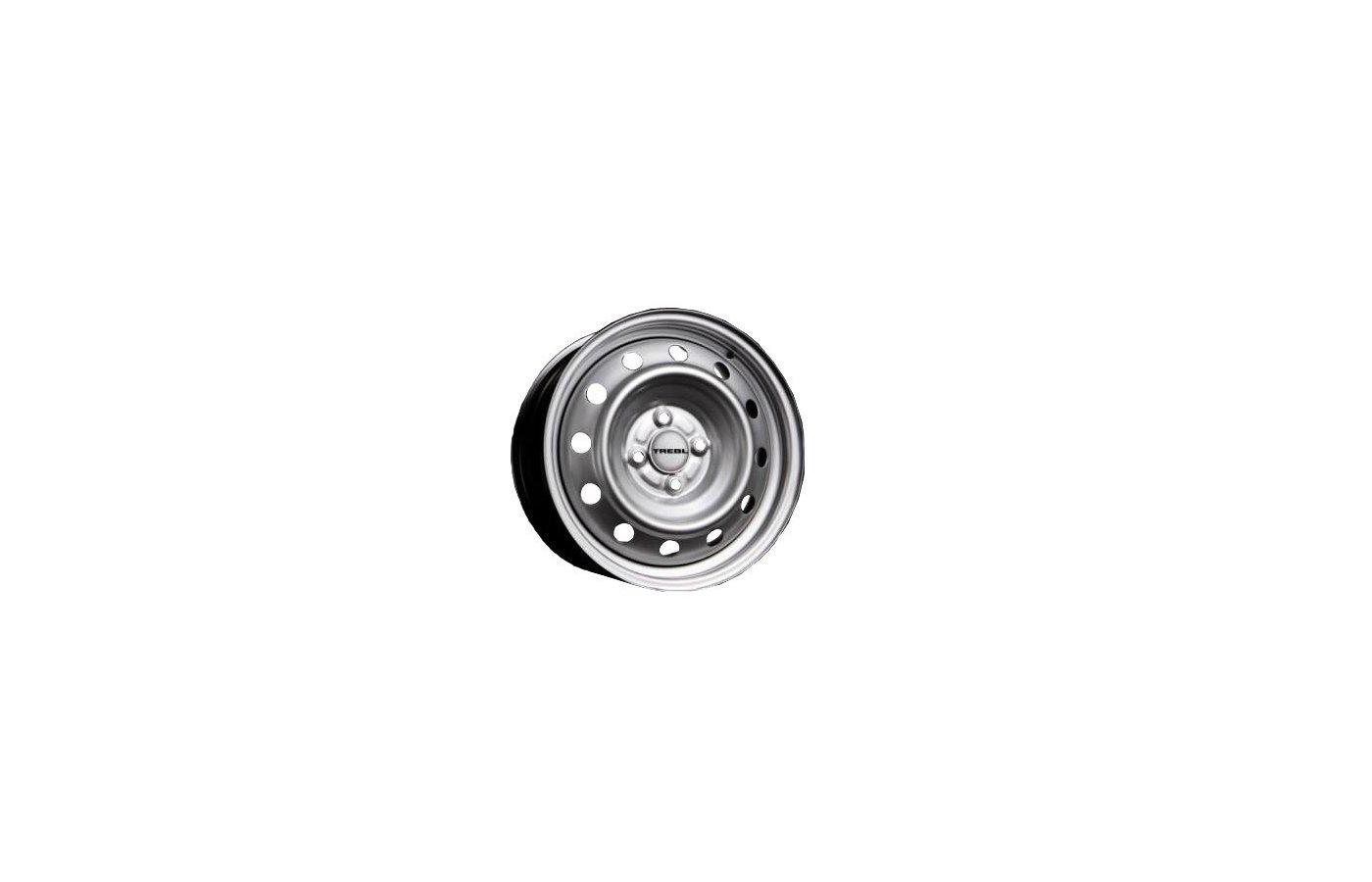 Диск Trebl X40031 6.5x16/4x108 D63.3 ET37.5 S