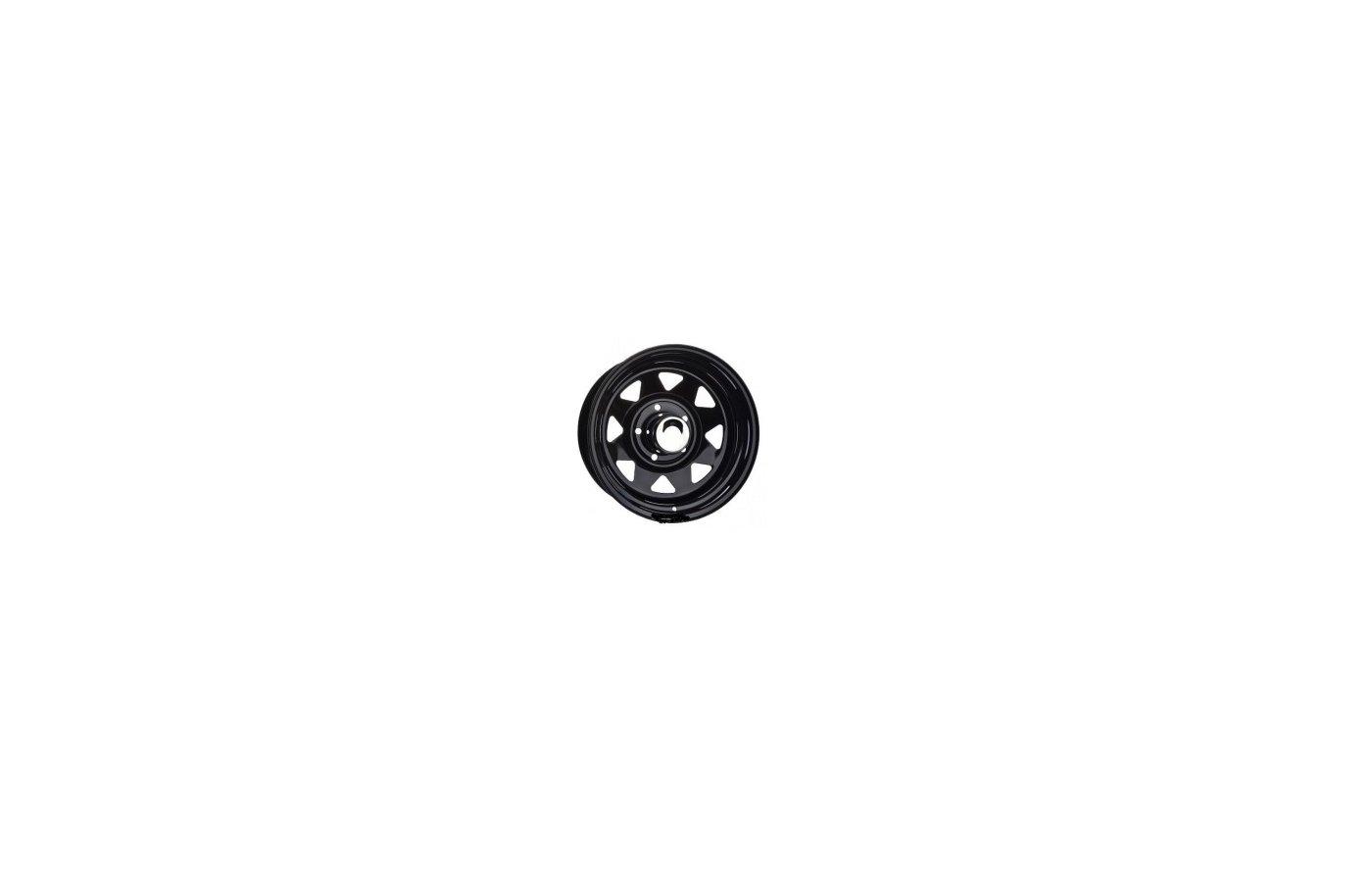 Диск IKON SNC082 8x17/6x139.7 D110.5 ET0 Black