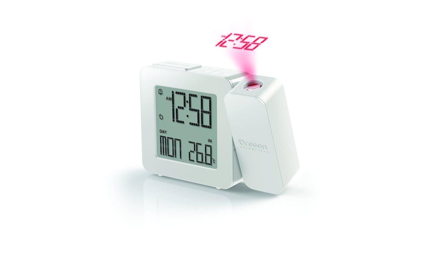 Настольные часы Oregon Scientific RM338P-w