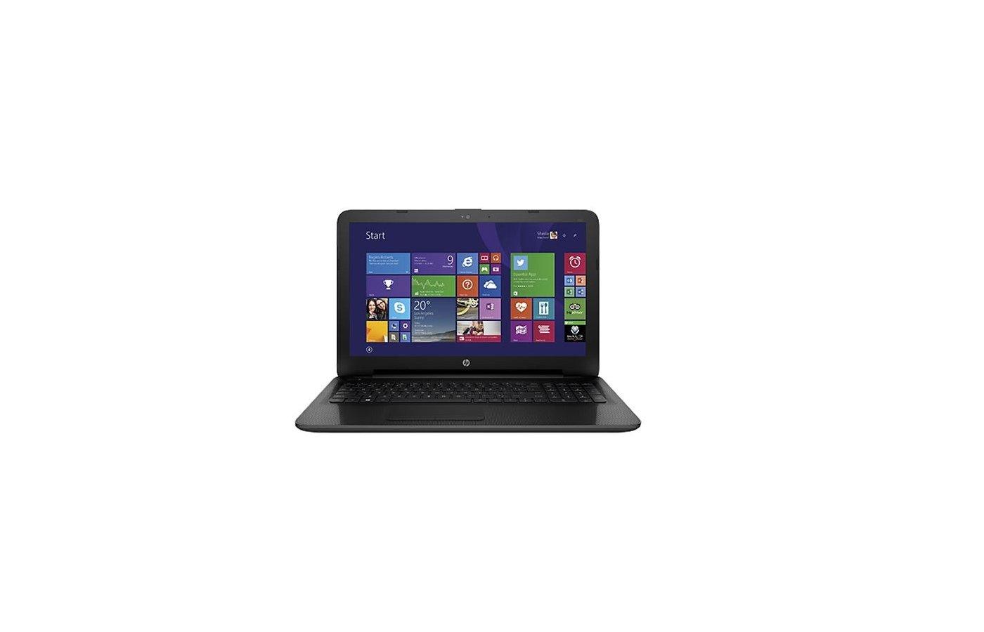 Ноутбук HP 250 /T6N90ES/ intel N3050/2Gb/500Gb/15.6/Win10