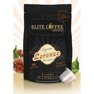 Фото капсулы для кофеварок Elite Coffee Collection Lorenzo