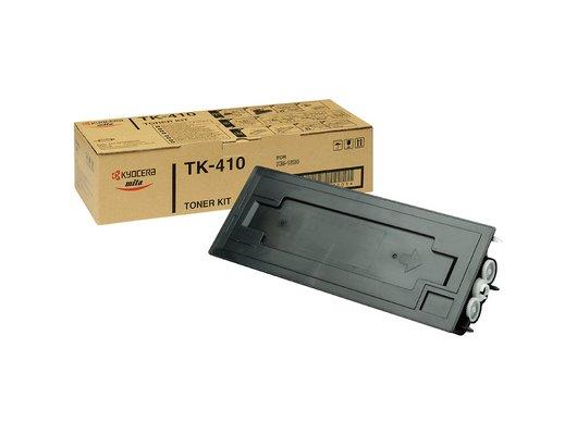 Картридж лазерный Kyocera TK-410 для KM-1620/1650/2020/2050. Чёрный. 15000 страниц. 370AM010