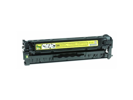 Картридж лазерный HP 304A CC532A желтый для HP LJ CP2025/CM2320 (2800стр.)
