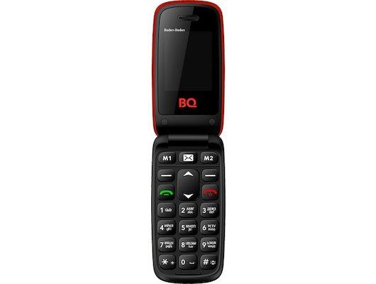 Мобильный телефон BQ BQM-2000 Baden-Baden Red