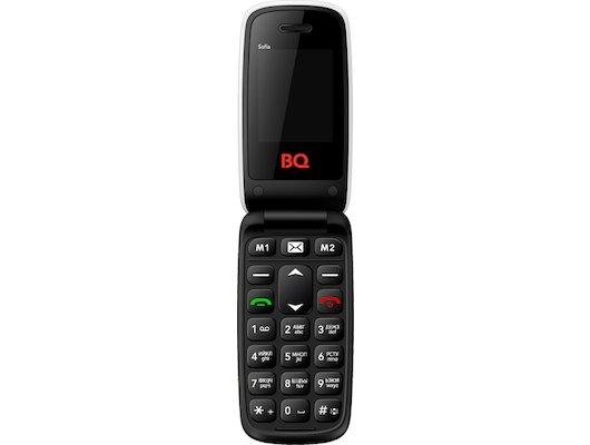 Мобильный телефон BQ BQM-2001 Sofia White