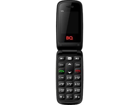 Мобильный телефон BQ BQM-2001 Sofia Black