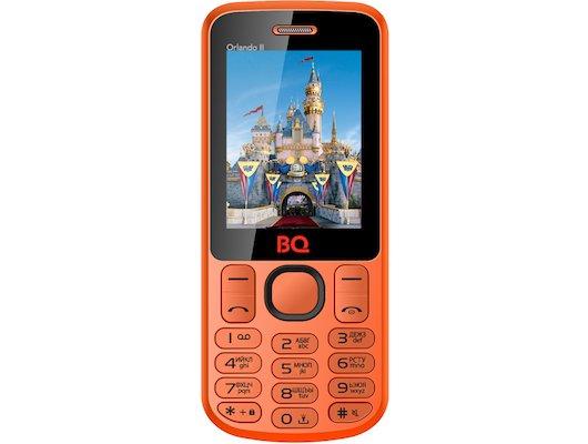 Мобильный телефон BQ BQM-2403 Orlando II Orange