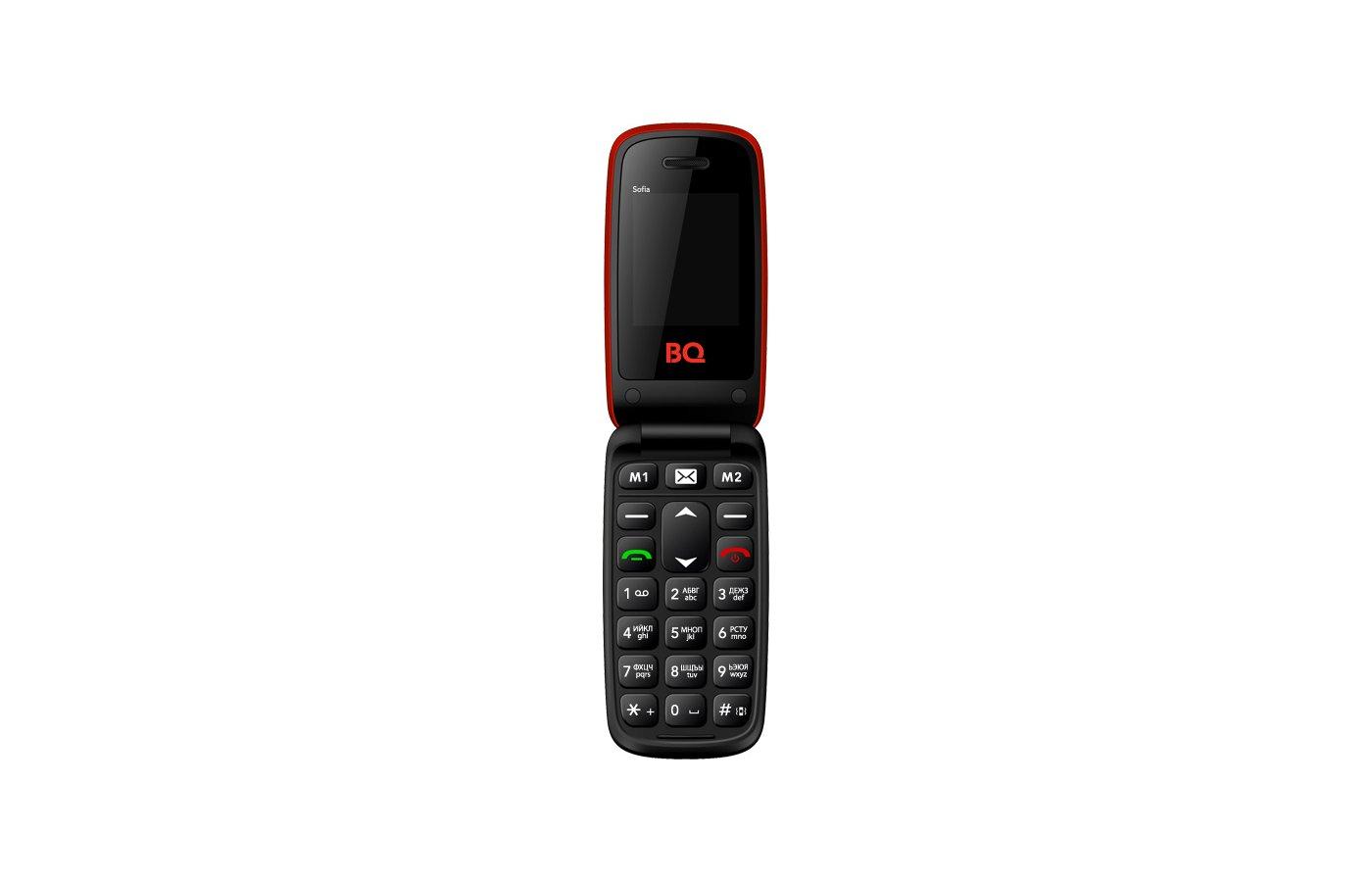 Мобильный телефон BQ BQM-2001 Sofia Red