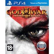 Фото God of War 3. Обновленная версия PS4 русская версия