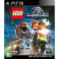 Фото LEGO Мир Юрского Периода PS3 русские субтитры