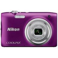 Фото Фотоаппарат компактный Nikon Coolpix A100 purple