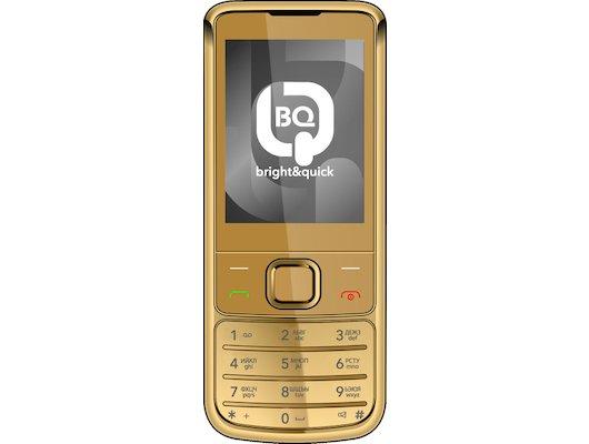 Мобильный телефон BQ BQM-2267 Nokianvirta Gold