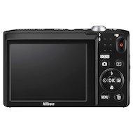 Фото Фотоаппарат компактный Nikon Coolpix A100 red