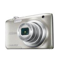 Фото Фотоаппарат компактный Nikon Coolpix A100 silver