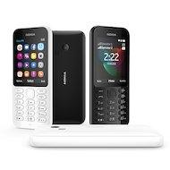 Фото Мобильный телефон Nokia 222 DS White