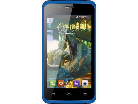 Смартфон BQ BQS-4004 Dusseldorf Blue