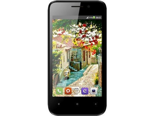 Смартфон BQ BQS-4009 Orleans Red