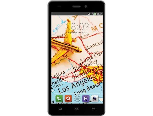 Смартфон BQ BQS-5006 Los Angeles White