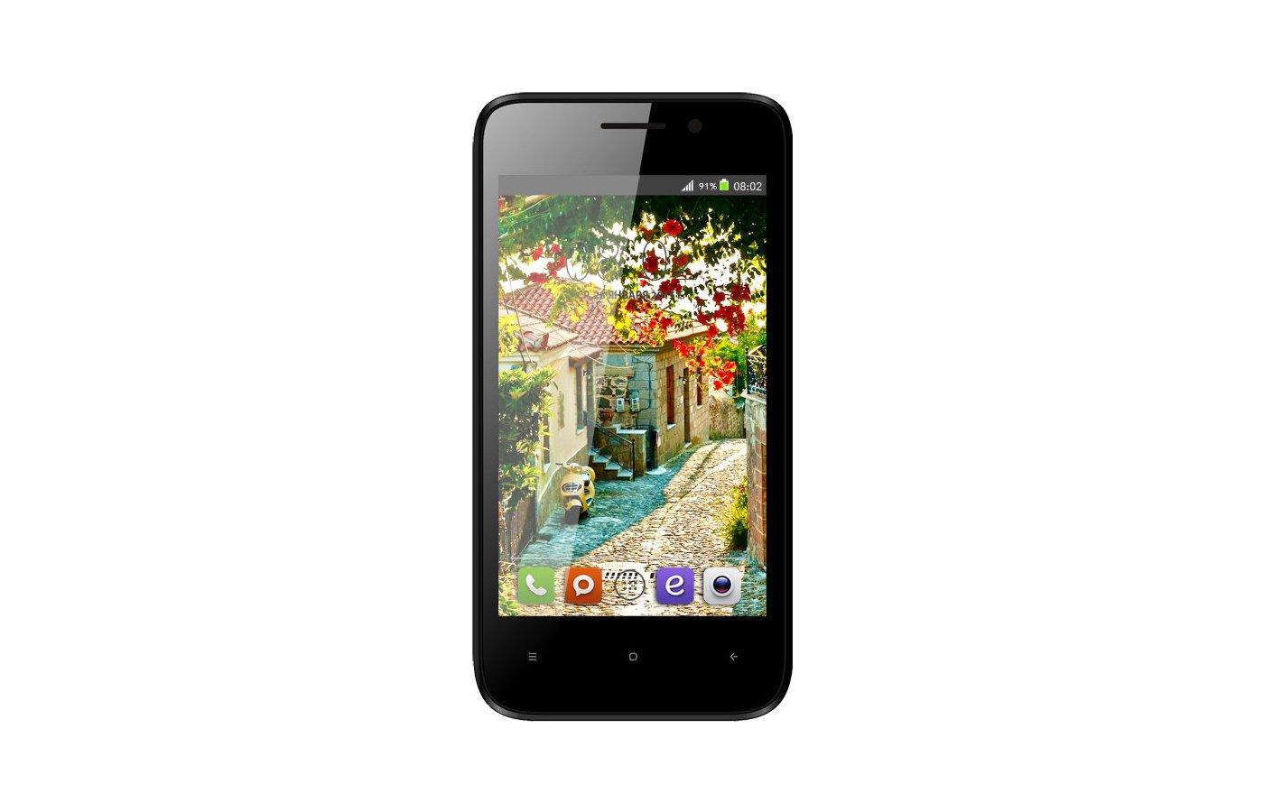 Смартфон BQ BQS-4009 Orleans Green