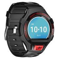 Фото Смарт-часы Alcatel One Touch Watch SM03 (ALC-SM03-2BALRU7) black/red