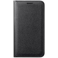 Фото Чехол Samsung Flip Cover для Galaxy J1 mini (2016) SM-J105 черный (EF-FJ105PBEGRU)