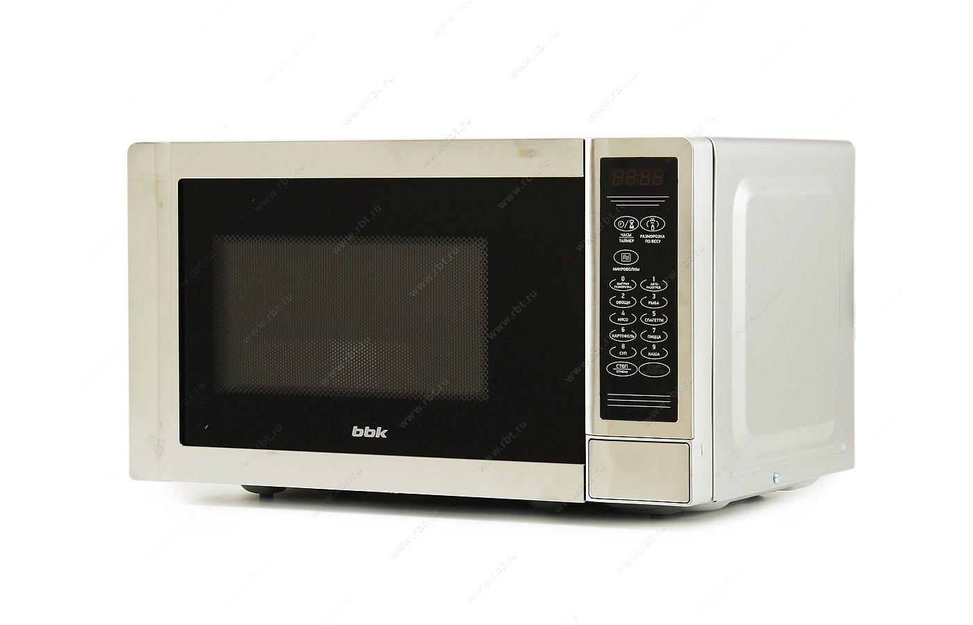 Микроволновая печь BBK 20MWS-725S/BX/RU