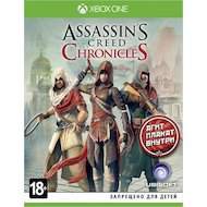 Фото Assassins Creed Chronicles: Трилогия Xbox One русские субтитры