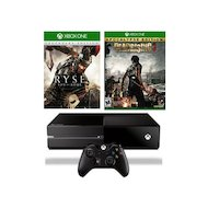 Фото Xbox One 500Gb + Ryse Legendary + Dead Rising 3 ApocalypsE