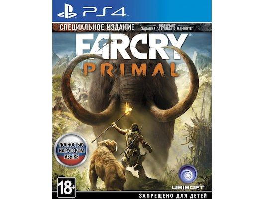 Far Cry Primal. Специальное Издание PS4 русская версия