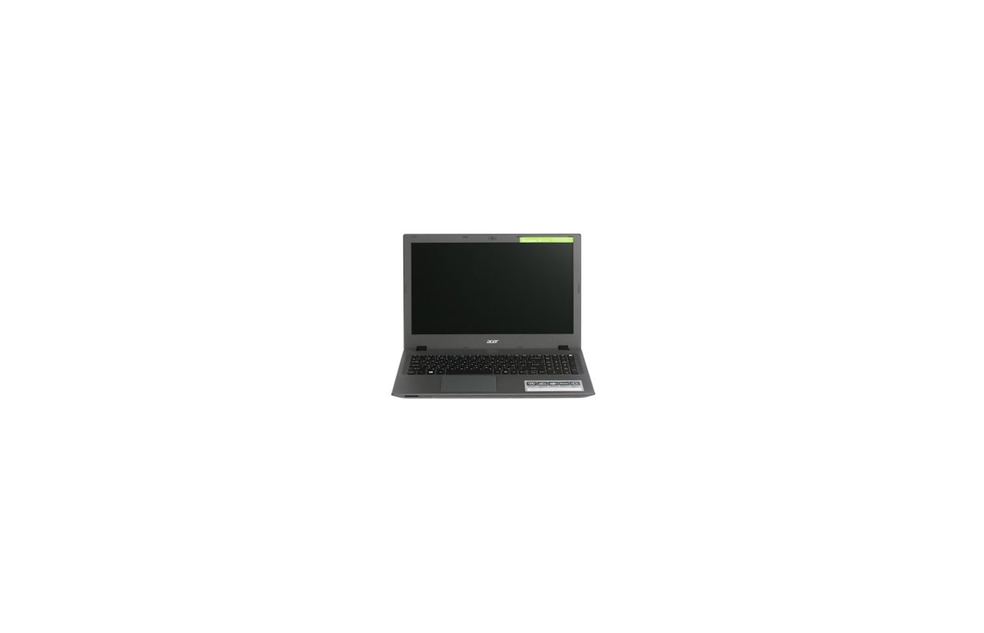 Ноутбук Acer E5-573-C68M /NX.MVHER.010/ intel 3215U/4Gb/500GB/DVDRW/15.6/WiFi/Linux