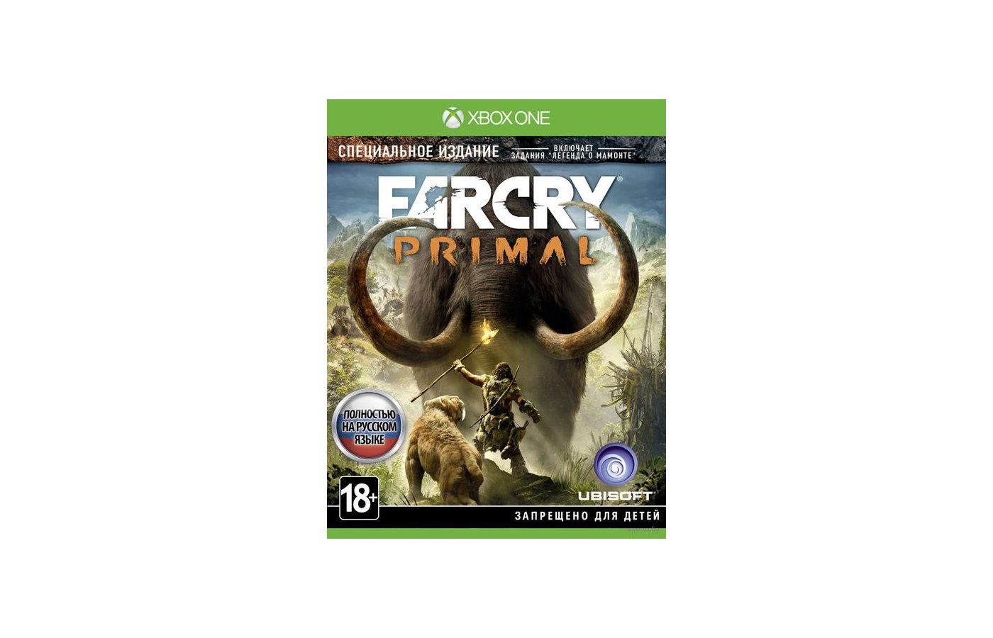 Far Cry Primal. Специальное Издание Xbox One русская версия