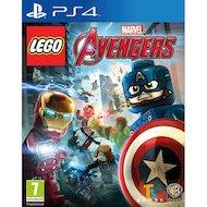 Фото LEGO: Marvel Мстители PS4 русские субтитры
