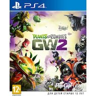 Plants vs. Zombies Garden Warfare 2 PS4 английская версия