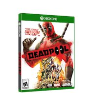 Фото Xbox One: Deadpool