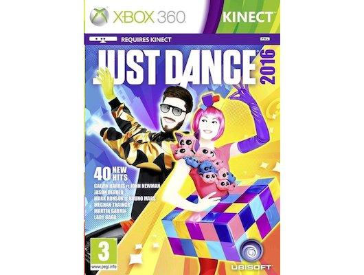Just Dance 2016 (только для MS Kinect) Xbox 360 русская документация