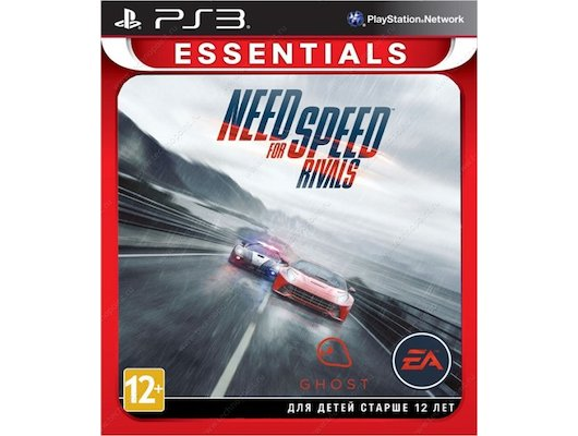 Need for Speed Rivals (Essentials) PS3 русская версия