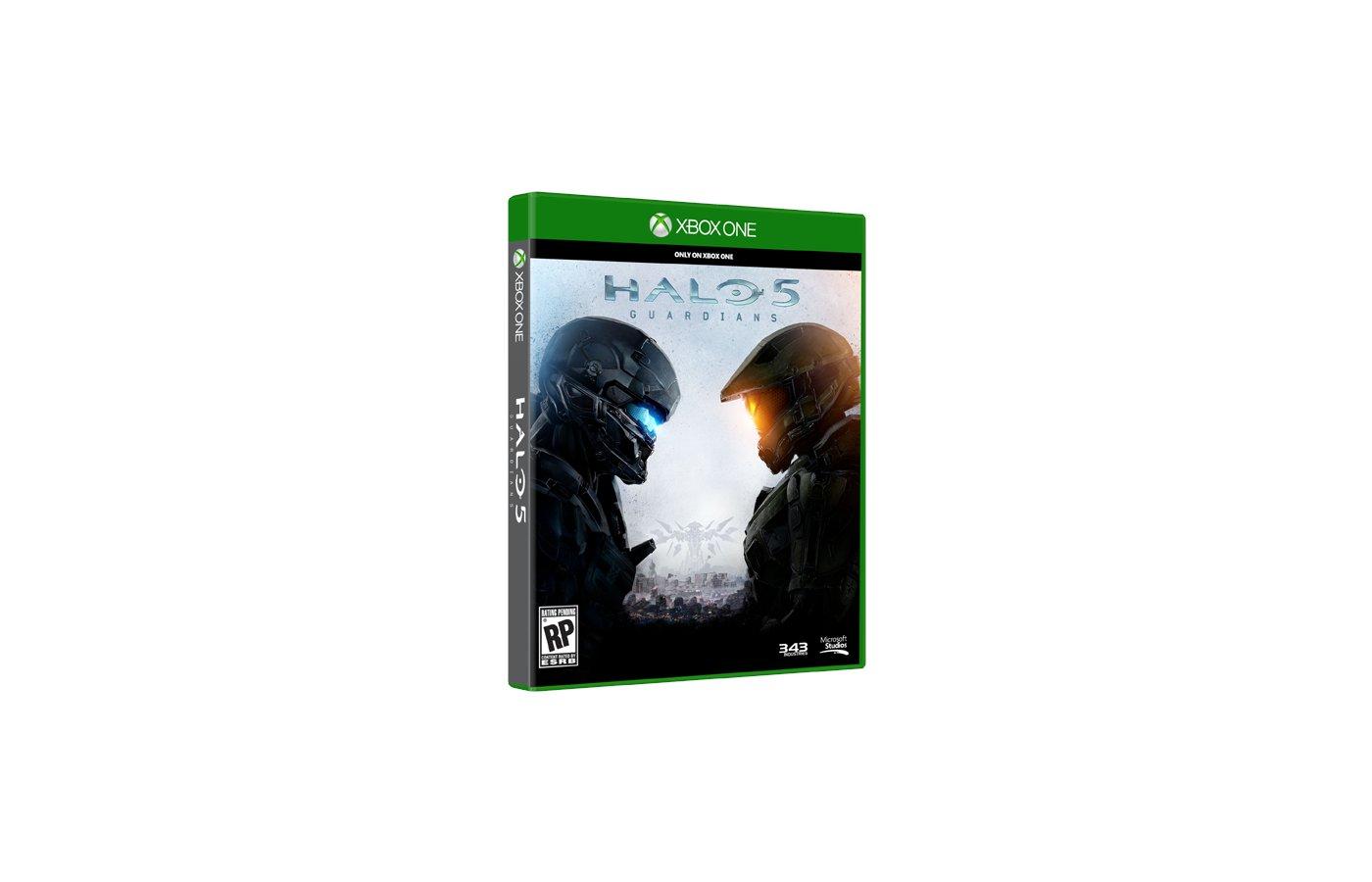 Halo 5 Guardians. для Xbox One. (U9Z-00062)