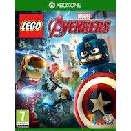 LEGO: Marvel Мстители Xbox One русские субтитры