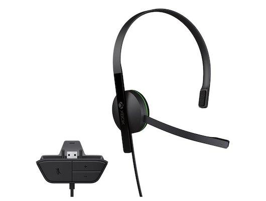 Xbox One Проводная гарнитура - Chat Headset (S5V-00012)