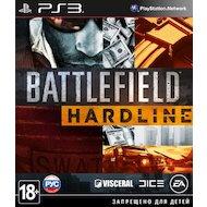 Фото Battlefield Hardline PS3 русская версия
