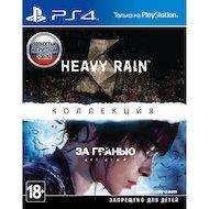 Фото Коллекция Heavy Rain и За гранью: Две души PS4 русская версия